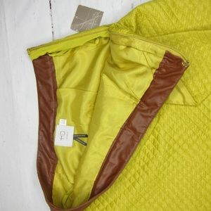 Anthropologie Skirts - Anthropologie HD in Paris Quilted  Skirt Size 0